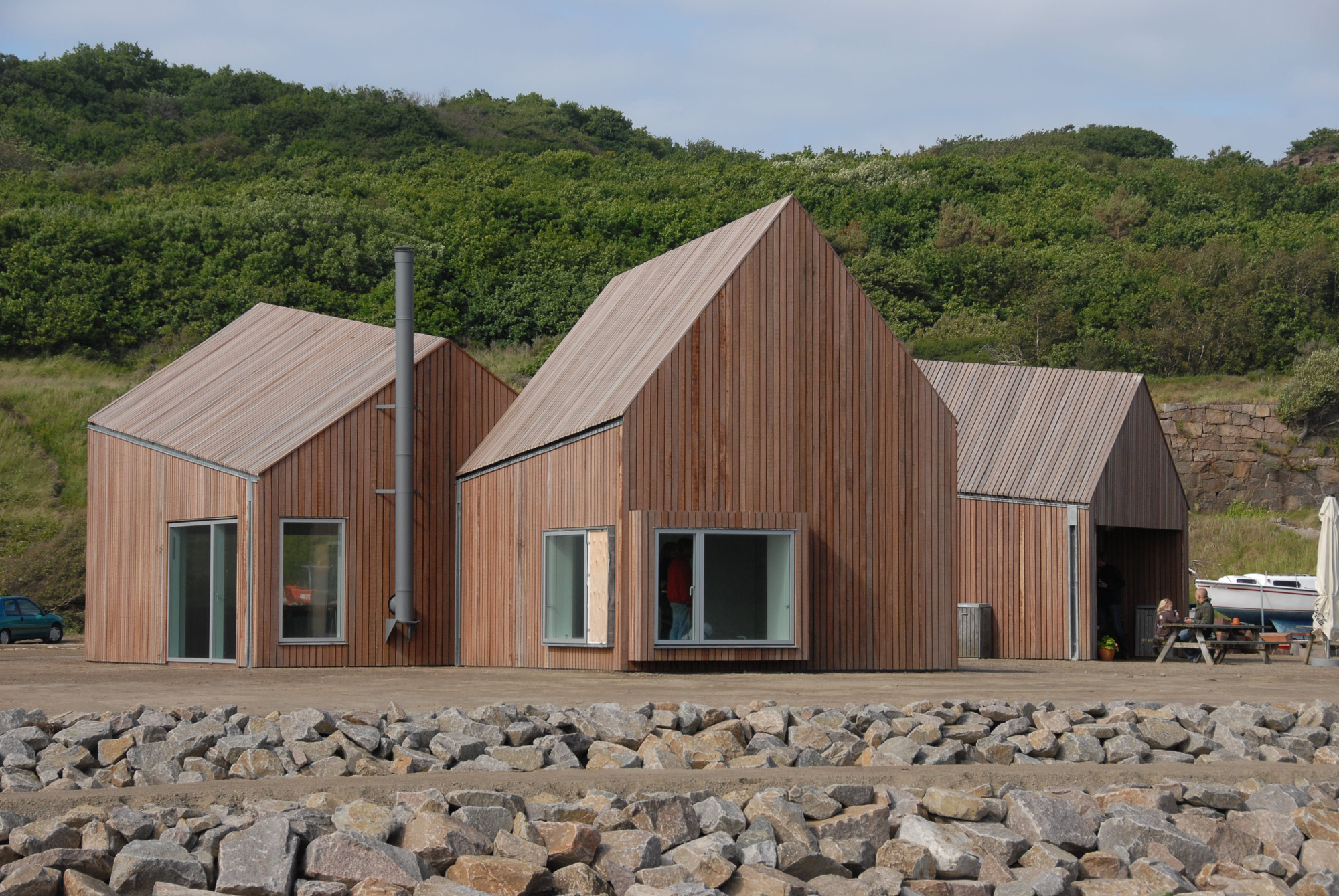 Nordic wood festival of wooden architecture archdaily for Scandinavian modern house