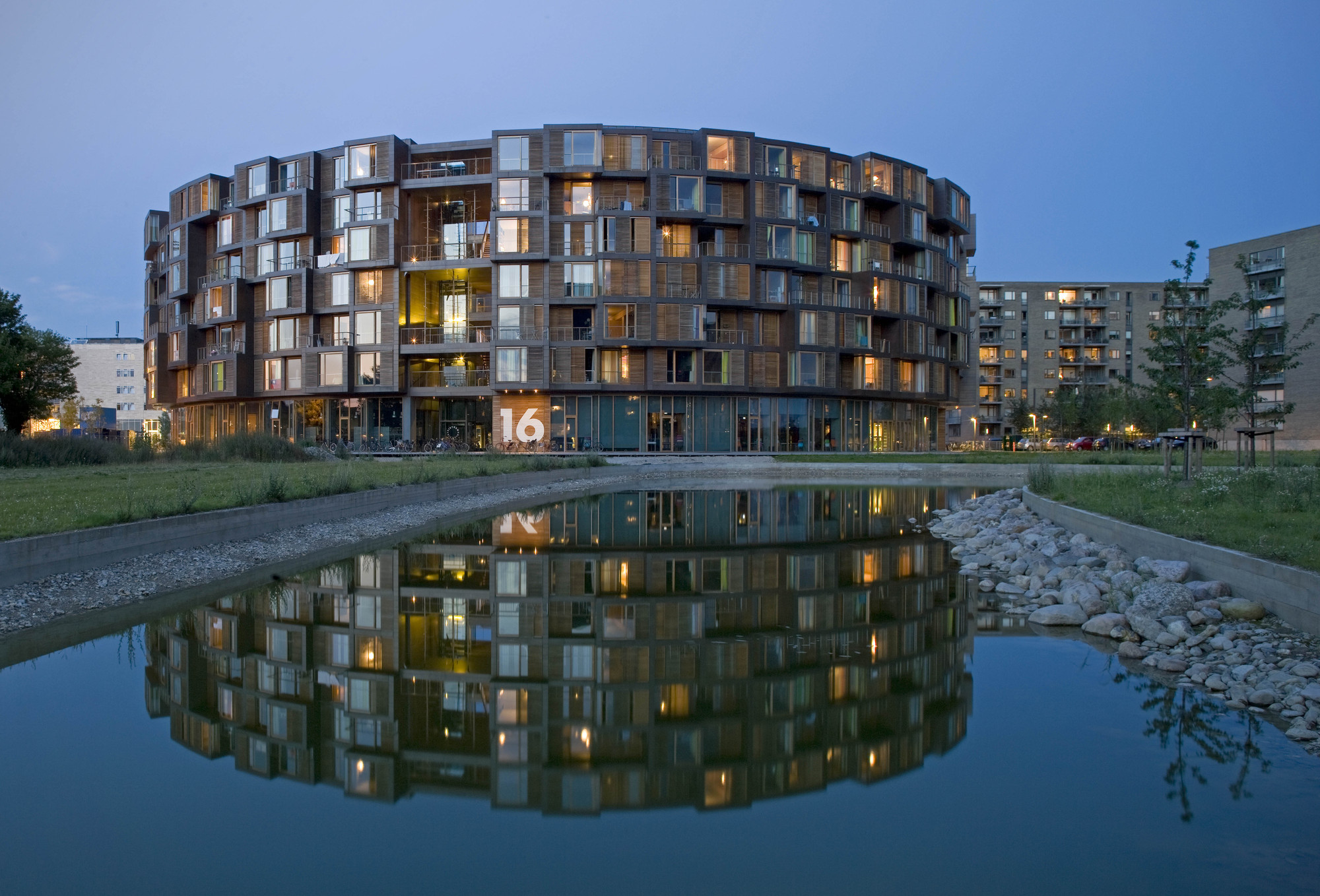 Nordic Wood Festival of Wooden Architecture, Courtesy of Central House of Architects