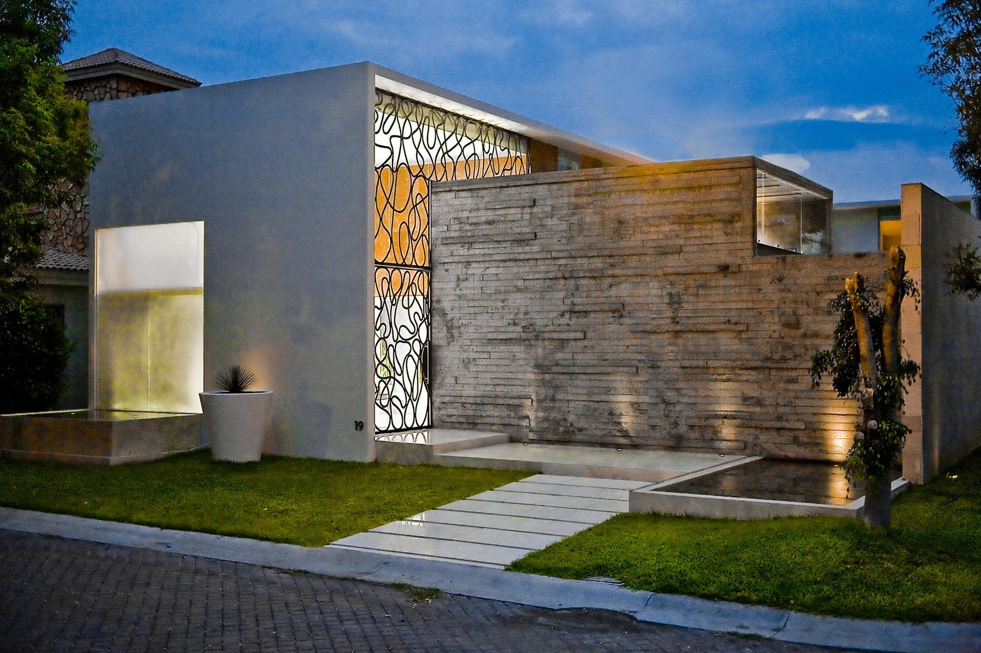 Galeria de casa ita taller5 arquitectos 1 for Casa de arquitectos