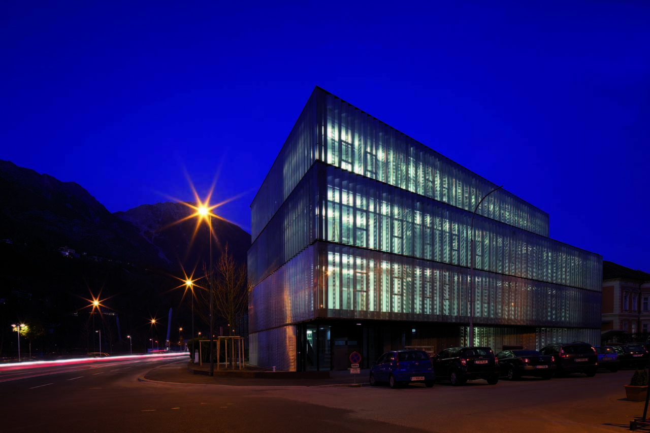 Asfinag Office Building / Peter Lorenz Ateliers
