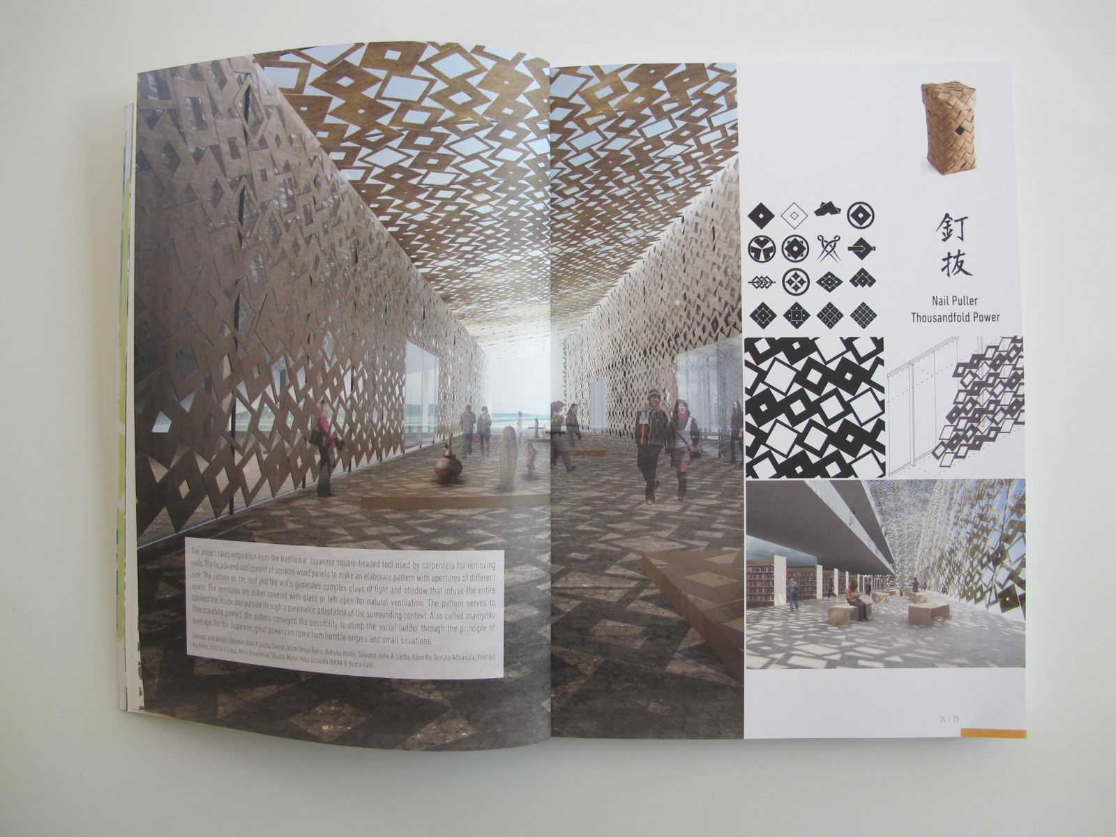 Gallery Of Patterns And Layering Japanese Spatial Culture