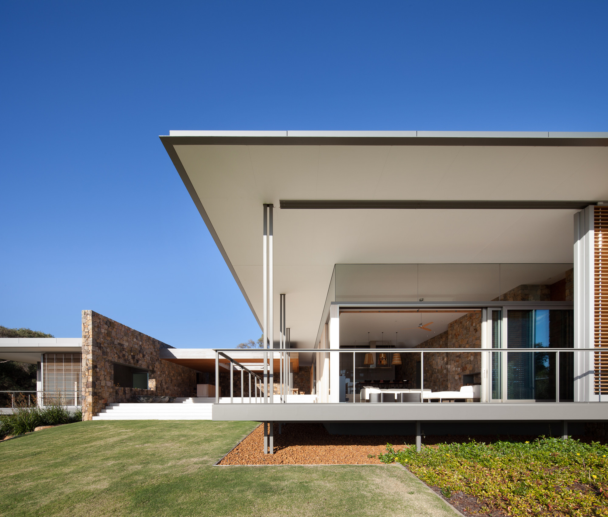 Gallery of house in south western australia tierra for Western house design
