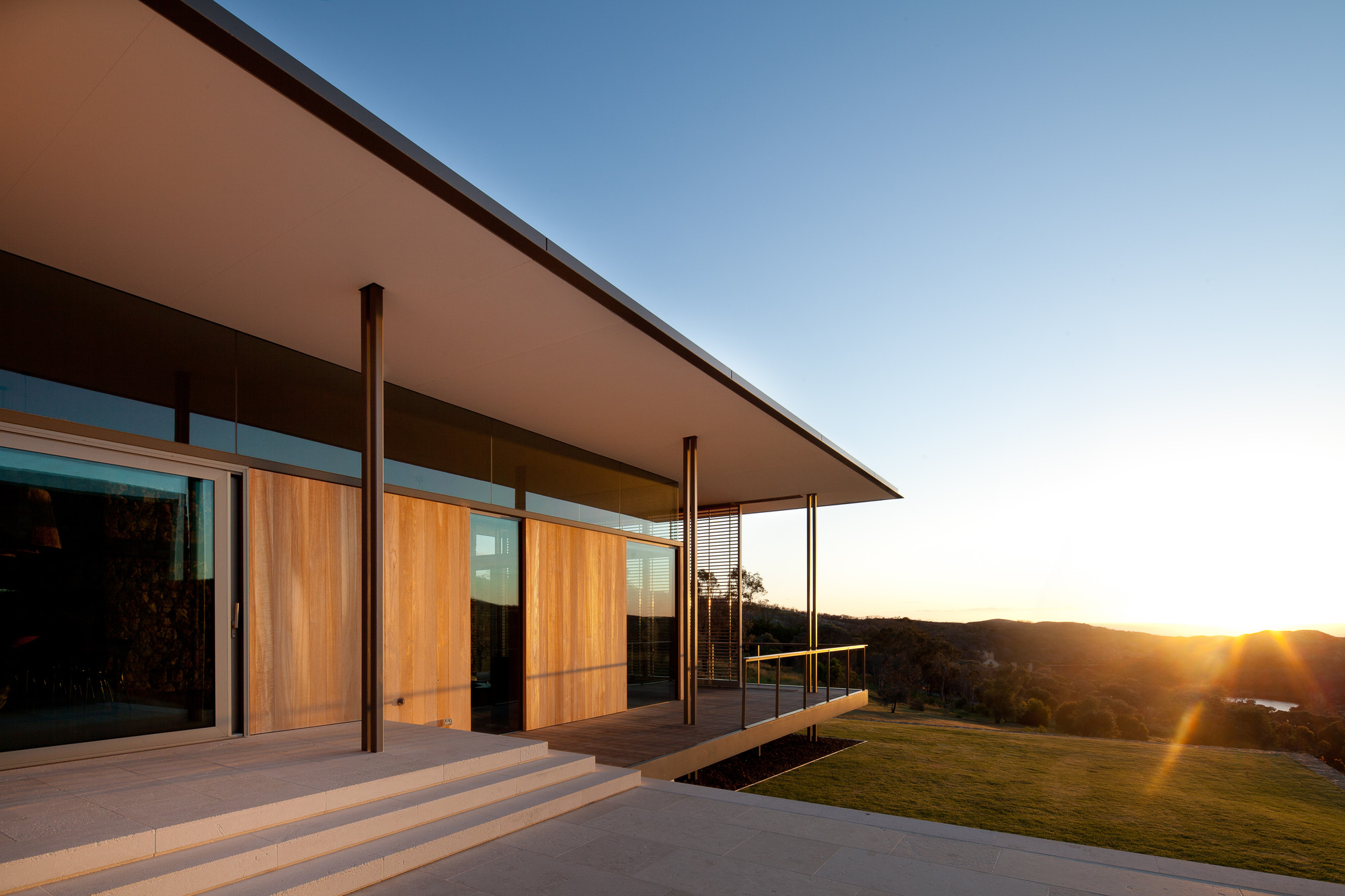 House In SouthWestern Australia  Tierra Design ArchDaily - Madden home designs