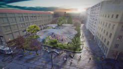 Re-Think Athens Competition Entry  / ABM Arquitectos