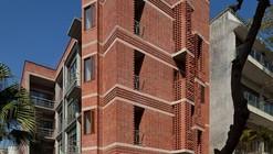 Vasant Vihar Residence / Vir.Mueller architects