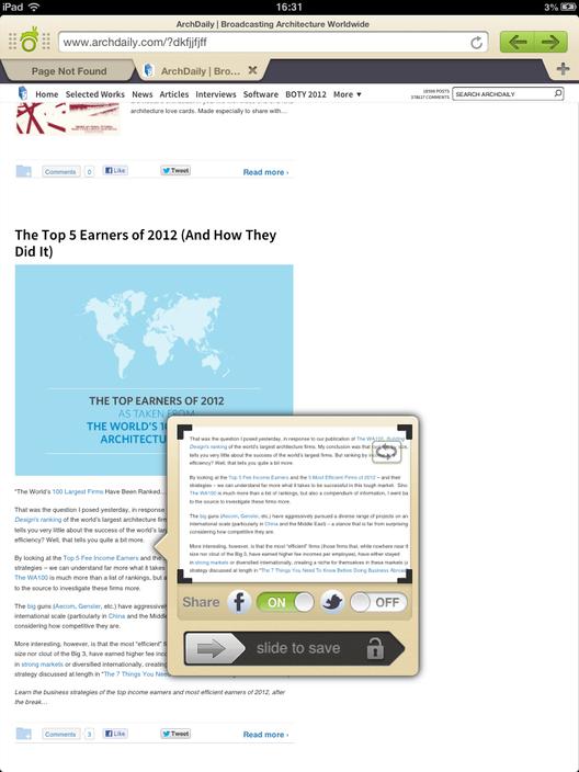 Recortando un texto de un articulo en la web