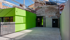 Guarderia Municipal La Filadora / BCNP Arquitectes UTE