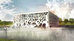 ANIMA Cultural Center Proposal / Bernard Tschumi Architects
