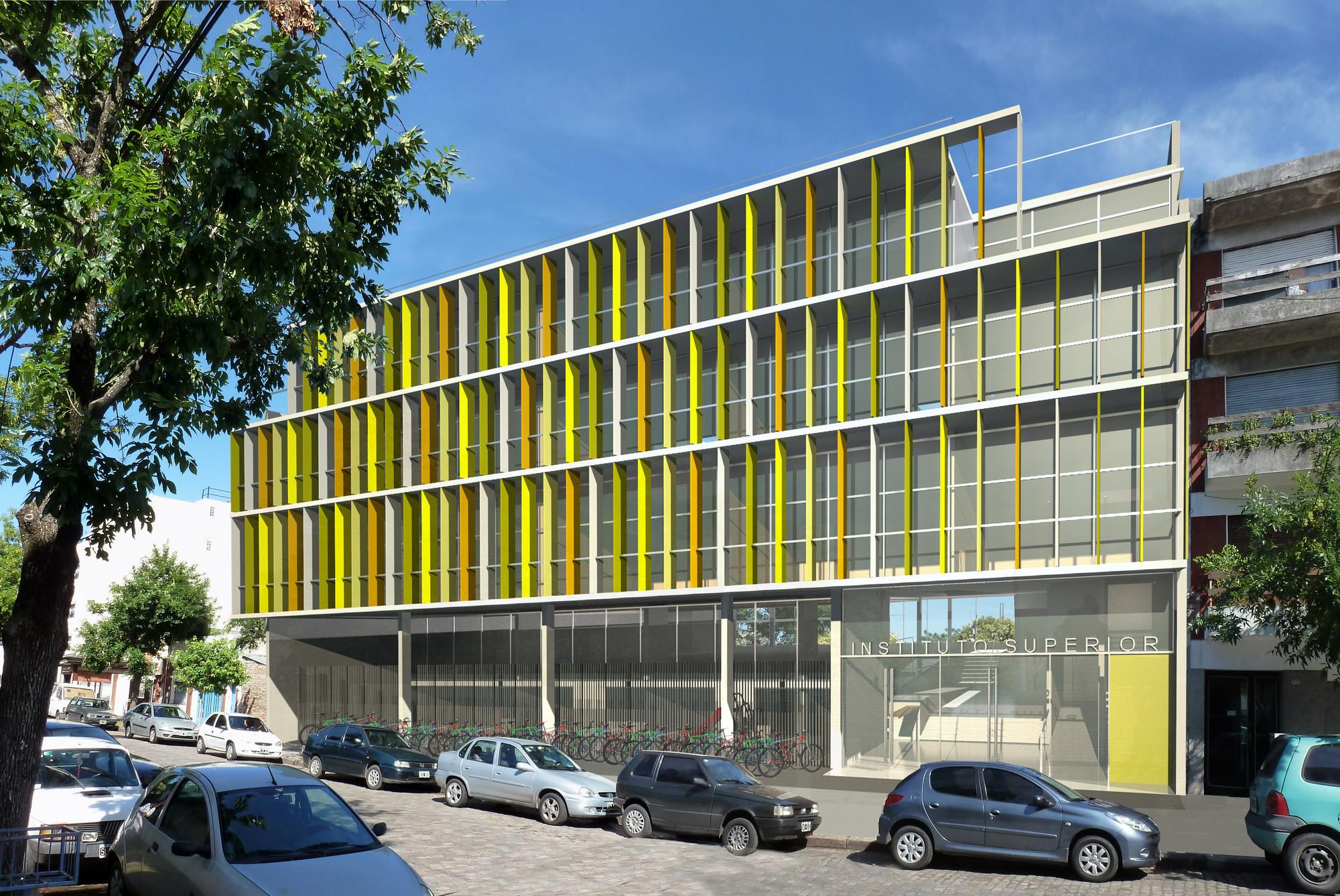 Tercer Lugar Concurso Hacia Una Nueva Arquitectura