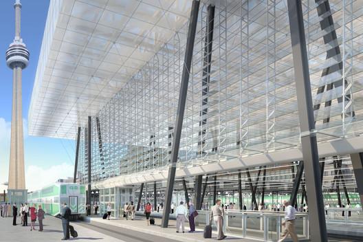 Courtesy of Zeidler Partnership Architects