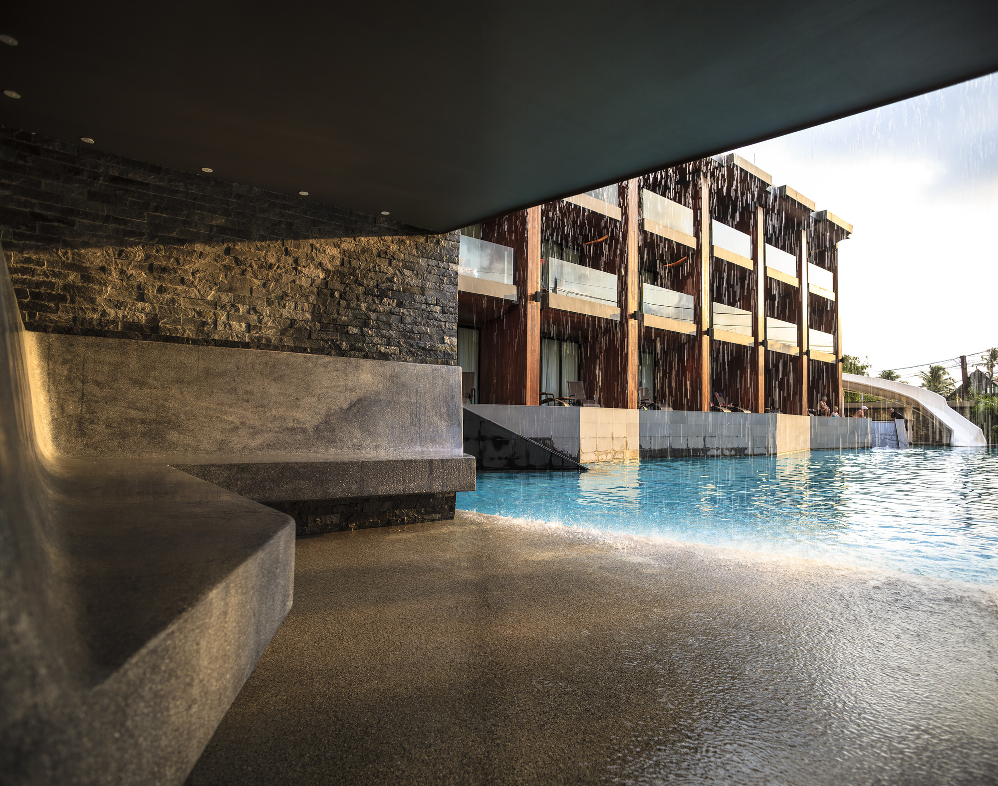 Gallery of kc grande resort spa hillside foundry of for The foundry architecture 00