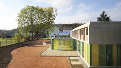 Reception Center and Social Reintegration, Residence Henri Durand / Hélène Fricout-Cassignol Architects