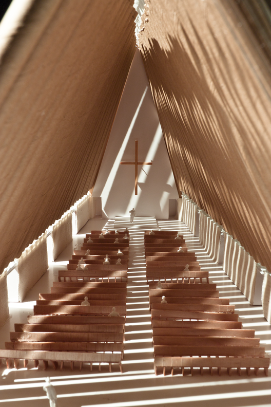 Cortesía de Shigeru Ban Architects