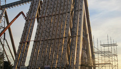Shigeru Ban's Cardboard Cathedral Underway in New Zealand
