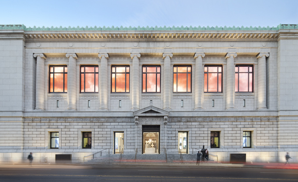 New-York Historical Society © Jonathan Wallen Photography