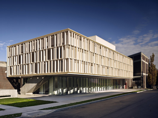 McGee Art Pavilion | School of Art & Design, New York State College of Ceramics © Brad Feinknopf