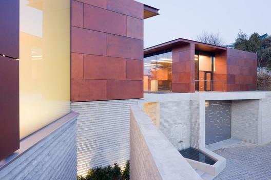 Daeyang Gallery and House © Iwan Baan