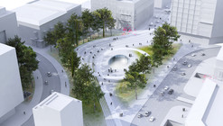 Re-Think Athens Competition Entry / Harry C. Bougadellis & Associate Architects + Georges Batzios + Martha Schwartz Partners