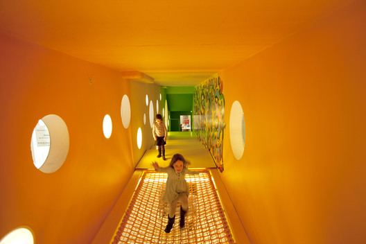 The Children's Museum of the Arts © Ari Macropoulos
