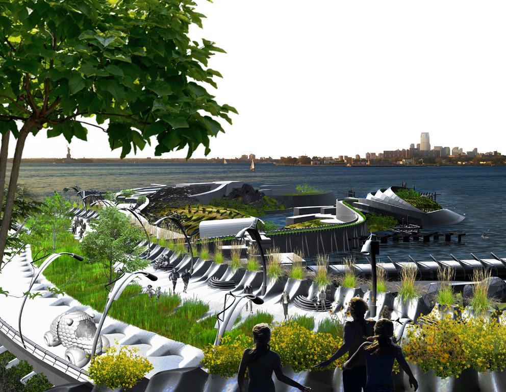 Urbaneer Resilient Water Infrastructure © Terreform ONE
