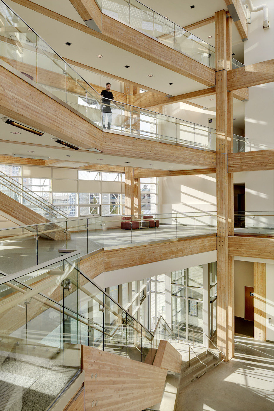 Gallery Of Centre For Interactive Research On Sustainability Perkins Will 8