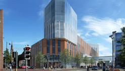 University of Ulster's Belfast City Campus Proposal / Feilden Clegg Bradley Studios