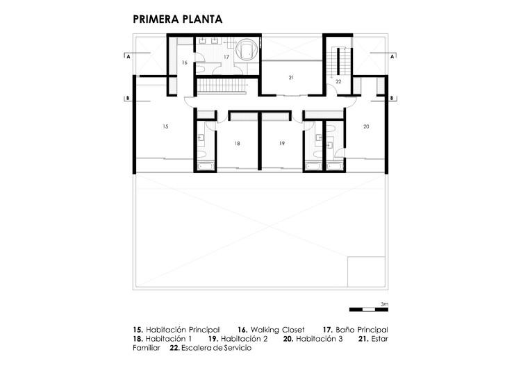 Planta Primera