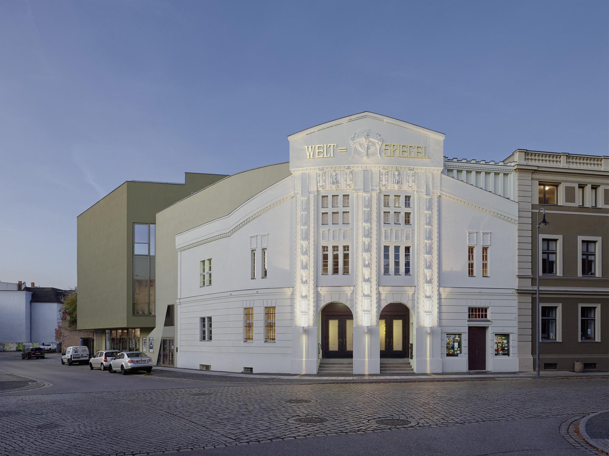 Filmtheater Weltspiegel Cottbus,© Zooey Braun