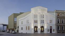Filmtheater Weltspiegel Cottbus / Studio Alexander Fehre