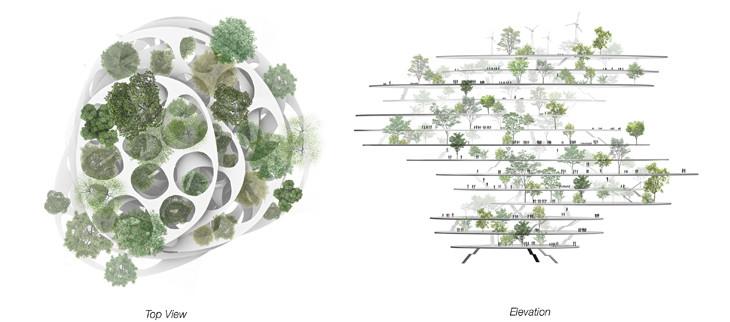 Courtesy of Sou Fujimoto Architects via MAXXI