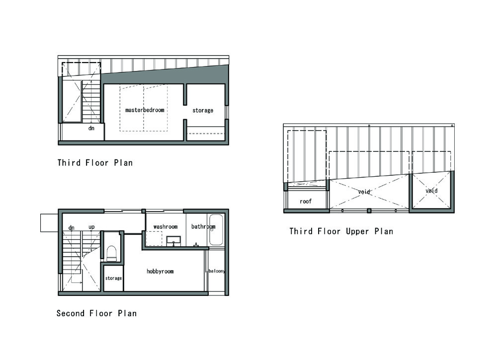 Gallery of nn house panda 27 Four lights tiny house plans