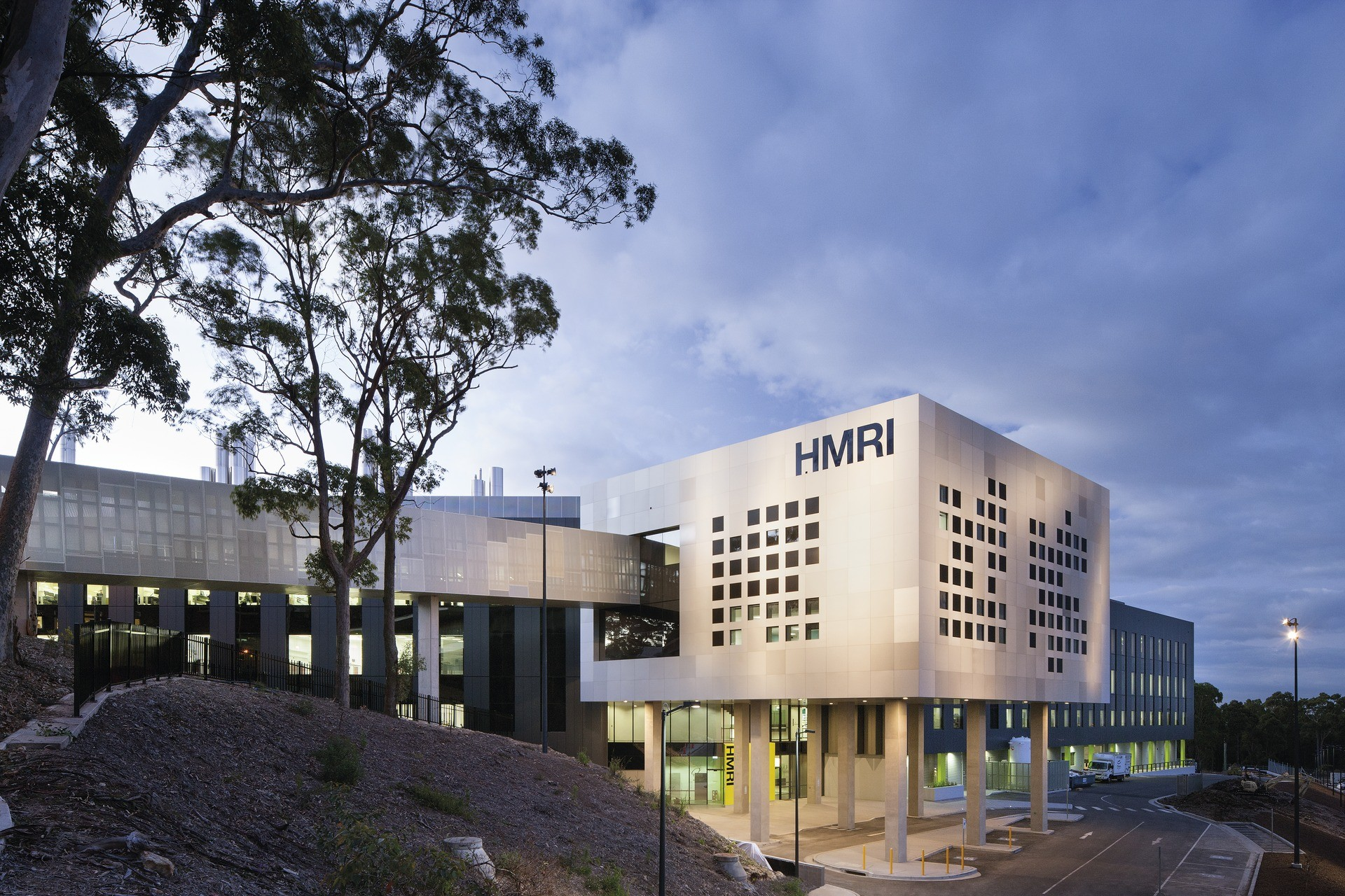 Hunter Medical Research Institute Denton Corker Marshall