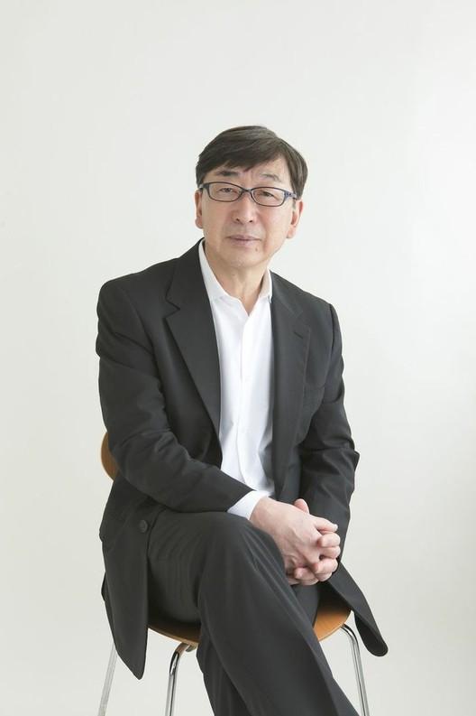 Portrait of Toyo Ito ©Yoshiaki Tsutsui
