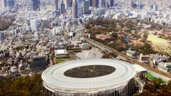 'The Twist': Tokyo Olympic Stadium Competition Entry / MenoMenoPiu Architects + FHF Architectes