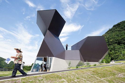 Toyo Ito Museum of Architecture © Iwan Baan