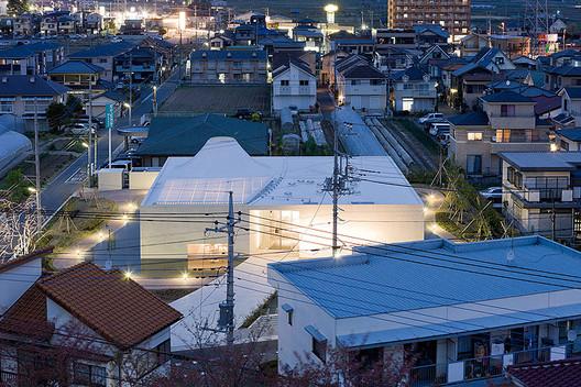 Yaoko Kawagoe Museum © Iwan Baan