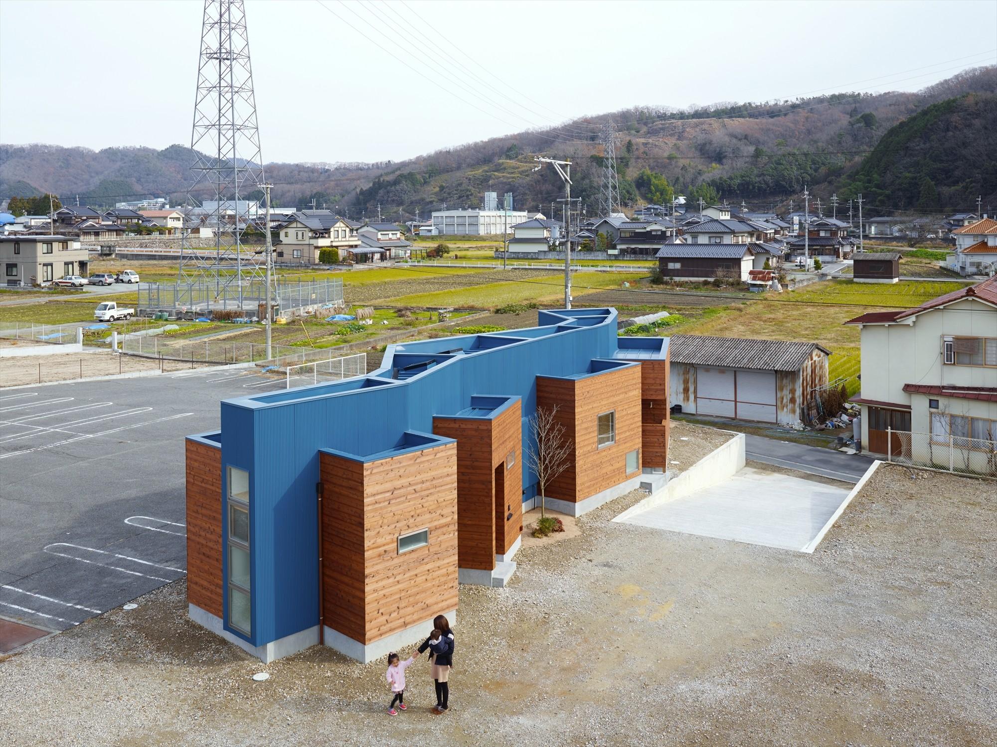House in Sayo / Fujiwarramuro Architects, © Yano Toshiyuki