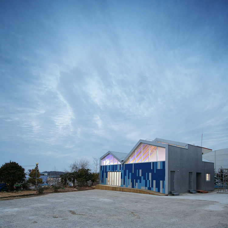 Gangjin Children Center / JYA-RCHITECTS, © Hwang Hyochel