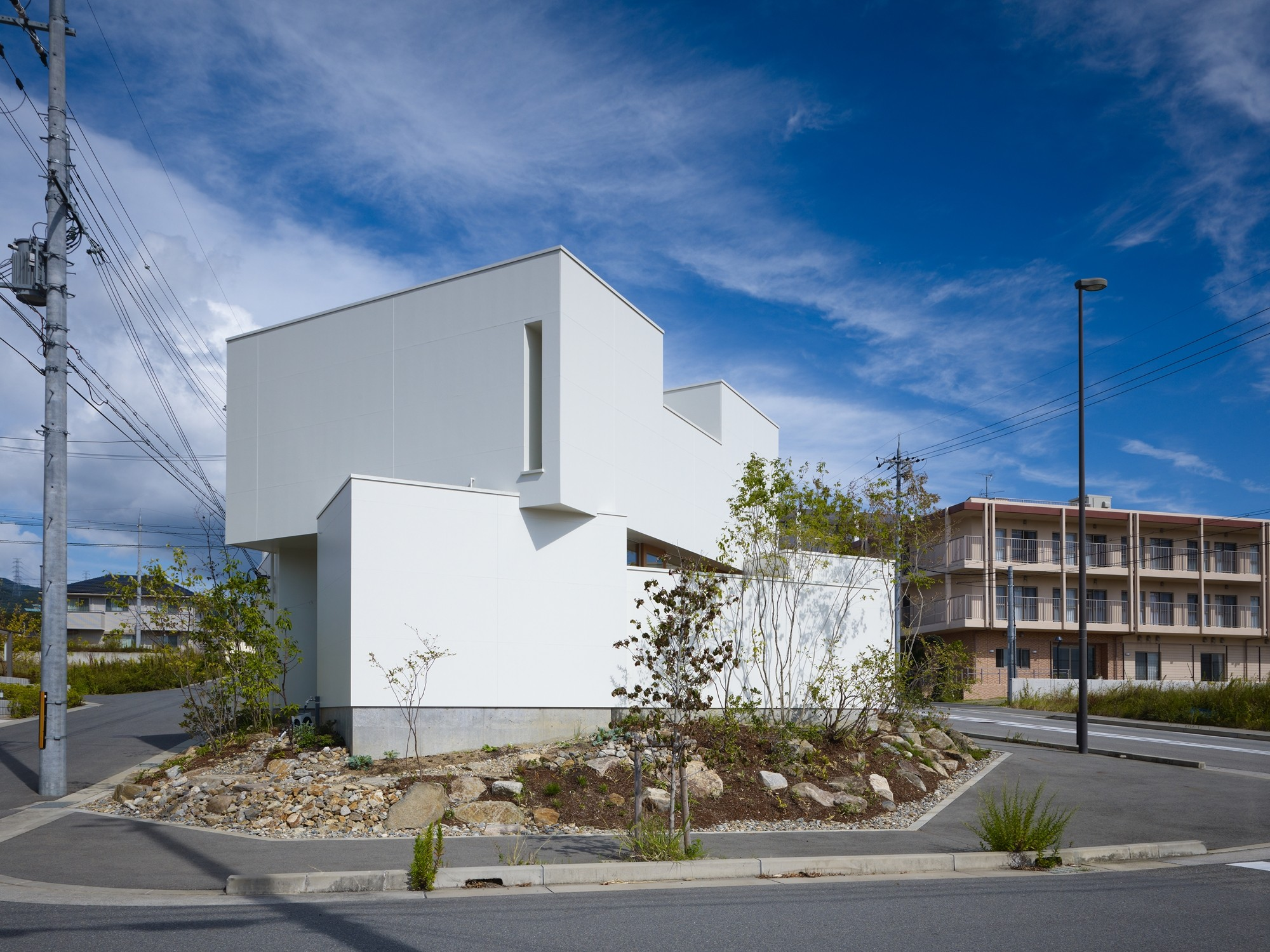 House in Minoh / Fujiwarramuro Architects, © Toshiyuki Yano