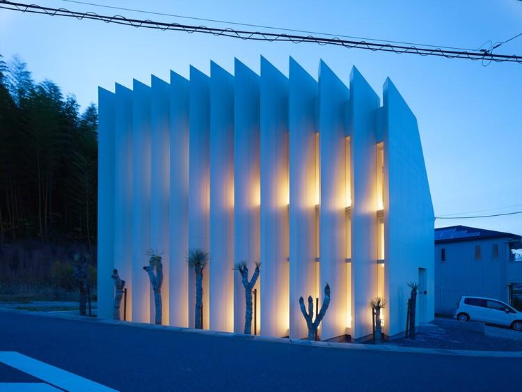 House in Muko / Fujiwarramuro Architects, © Toshiyuki Yano