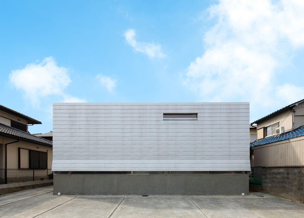 A house in Ayukawa / Méga, © Kei Sugino