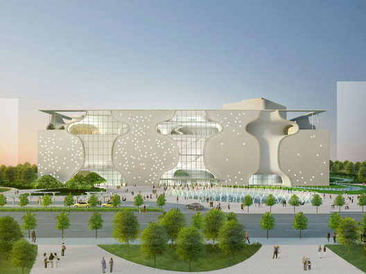 Taichung Metropolitan Opera