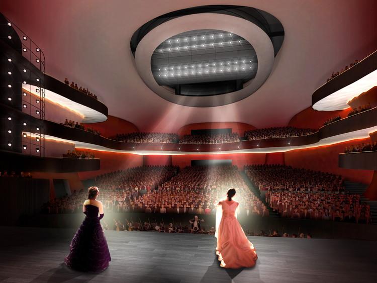 © Taichung Metropolitan Opera House