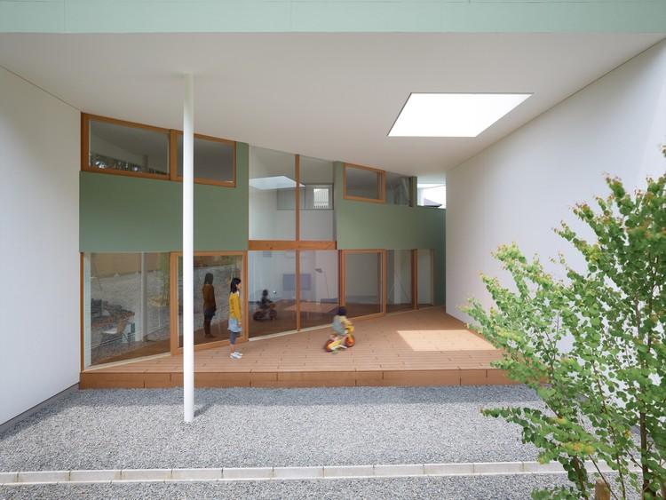 Casa en Kawachinagano / Fujiwarramuro Architects, © Toshiyuki Yano