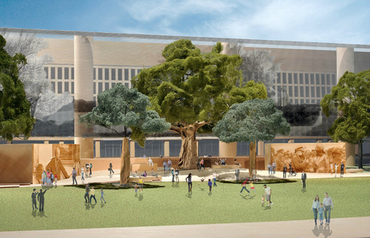 Courtesy of Dwight D. Eisenhower Memorial Commission