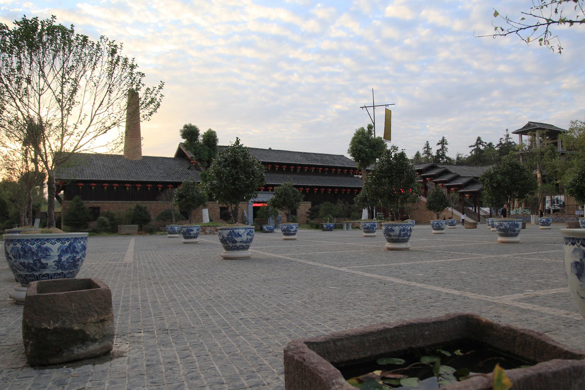 Endless Love Of Porcelain / Tongheshanzhi Landscape Design Co