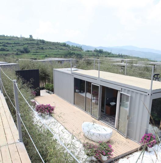 Courtesy of Tongheshanzhi Landscape Design Co