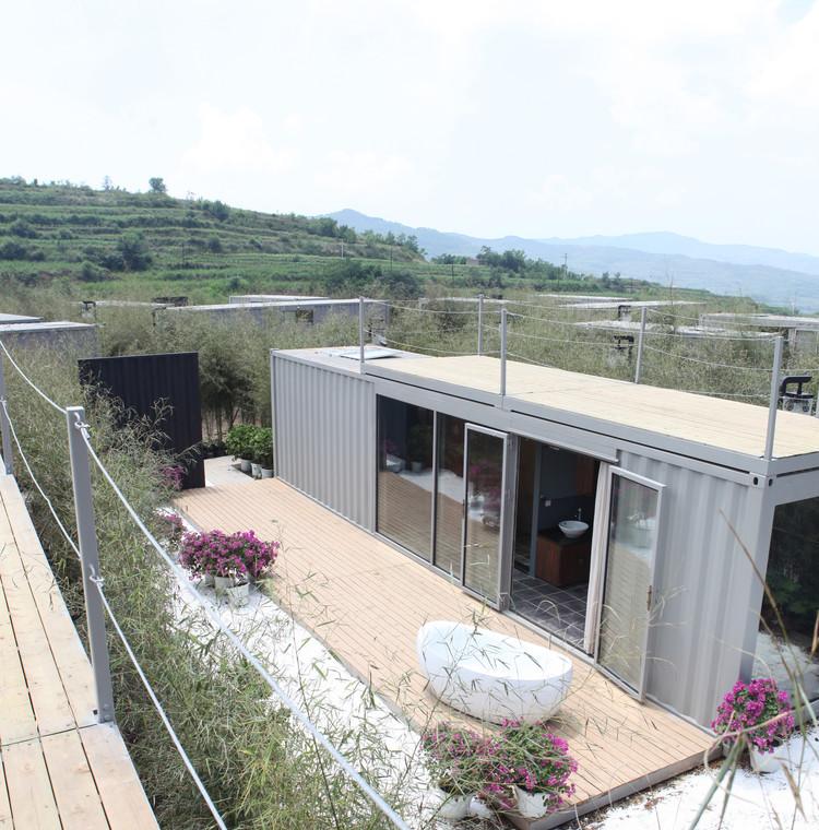 Cortesía de Tongheshanzhi Landscape Design Co