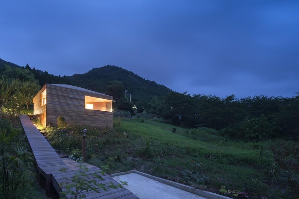Skyward House / acaa, © Hiroshi Ueda