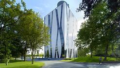 Bibliotéca Médica Oasis / HPP Architets + Volker Weuthen